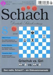 Schach 08 / 2020