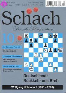 Schach 10 / 2020
