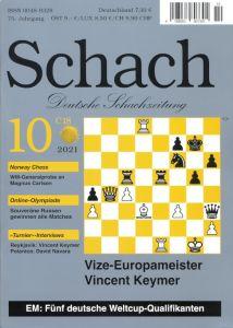 Schach 10 / 2021