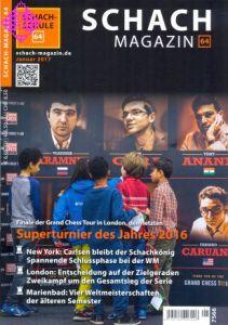 Schach Magazin 64 - 2017/01