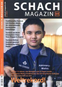 Schach Magazin 64 - 2021/08