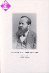 International Chess Magazine Vol. I - 1885