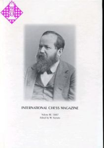 International Chess Magazine Vol. III - 1887