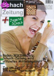 Schach-Zeitung 2011-08 / August
