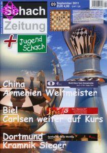 Schach-Zeitung 2011-09 / September