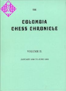 Columbia Chess Chronicle Vol. II
