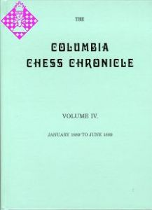Columbia Chess Chronicle Vol. IV