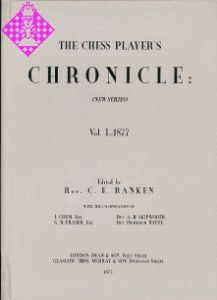 The Chess Player's Chronicle 1877