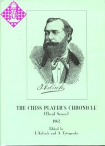 The Chess Player's Chronicle 1862