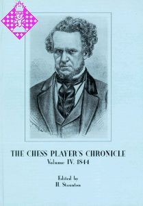 The Chess Player's Chronicle 1844