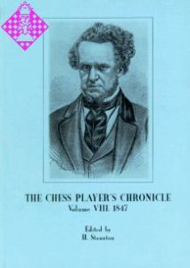 The Chess Player's Chronicle 1848