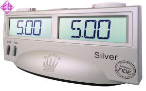 """Schach Timer """"Silver"""" (G)"""