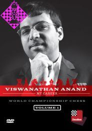 Viswanathan Anand: My Career - Vol. 1