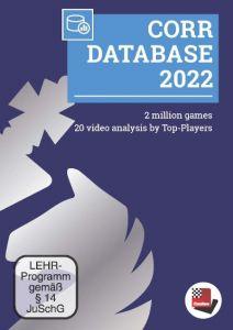 Corr Database 2022 - Update von Corr 2020