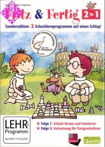 Fritz & Fertig  2 in 1