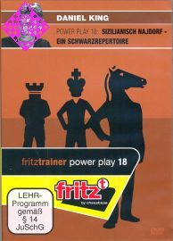Power Play 18 - Sizilianisch Najdorf