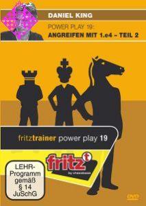 Power Play 19 - Angreifen mit 1.e4, Teil 2