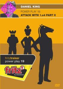 Power Play 19 - Attack with 1.e4, Part II