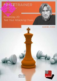Power Play 20 - Test your Attacking Chess