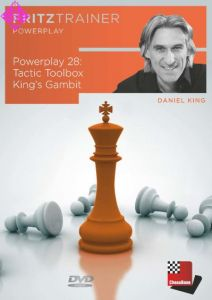 Power Play 28-Tactic Toolbox King's Gambit