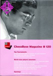 ChessBase Magazine (DVD + print) / english version 120