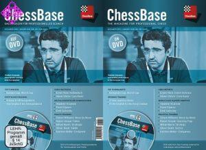ChessBase Magazin 169 (DVD + Heft)