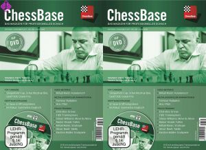 ChessBase Magazin 180 (DVD + Heft)
