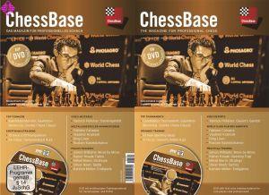 ChessBase Magazin 184 (DVD + Heft)