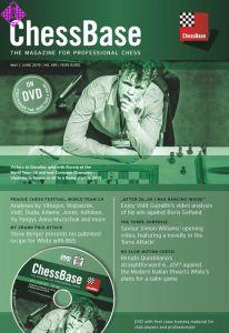 ChessBase Magazin 189 (DVD + Heft)