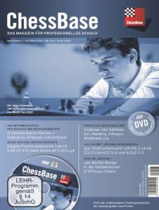 ChessBase Magazin 203 (DVD + Heft)