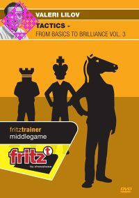 Tactics - from Basic to Brilliance Vol. 3
