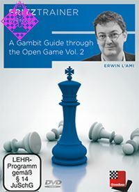Gambit Guide through the Open Game Vol. 2