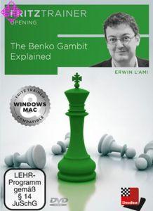 The Benko Gambit Explained