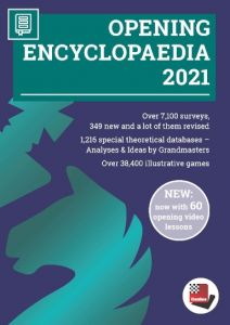 Opening Encyclopaedia 2021 - Update