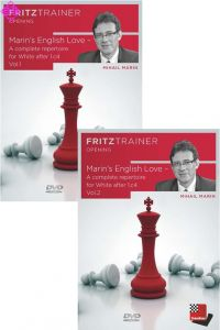 Marin's English Love - Vol. 1+2 (2 DVDs)