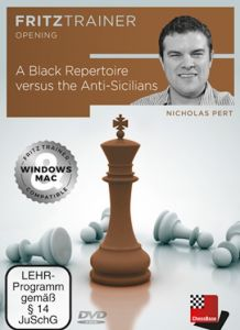 A Black Repertoire vs. the Anti-Sicilians