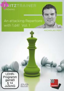 An attacking Repertoire with 1.d4 - Part 1