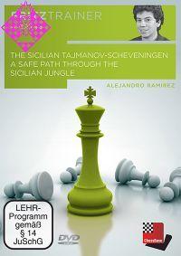 The Sicilian Tajmanov-Scheveningen