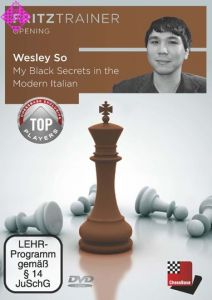 Wesley So: My Black Secrets in the Modern Italian