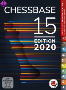 ChessBase 15 Premiumpaket - Edition 2020