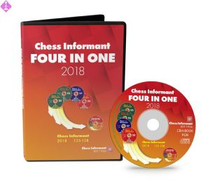 Informator Four in One 2018 CD-ROM