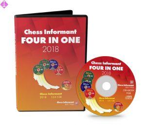 Informator Four in One 2018 CD-ROM