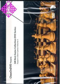 Karpov's Best Games Vol. 3