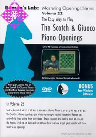Scotch & Giuoco Piano Openings