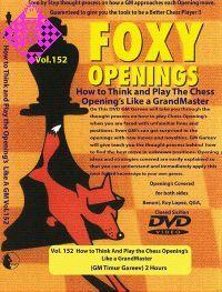 Chess Openings like a Grandmaster