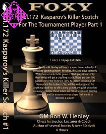 Kasparov´s Killer Scotch -  Part 1