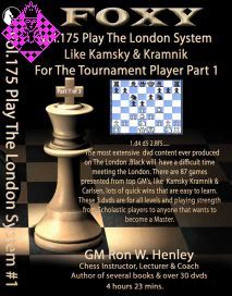 Play the London System Like Kamsky & Kramnik - 1