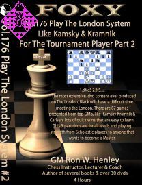 Play the London System Like Kamsky & Kramnik - 2