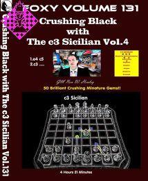 The c3 Sicilian Vol. 4