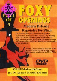 Modern Defence - Repertoire for Black - Vol. 1